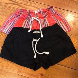 Roxy Shorts from Pacsun